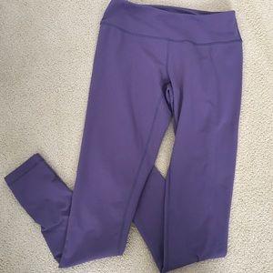 Purple Zella Full Length Leggings